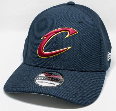 New Era 39Thirty Cleveland Cavaliers Cap