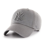 '47 New York Yankees Grey Tonal Cap