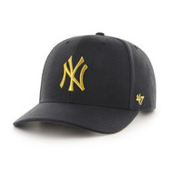 '47 New York Yankees Zone Metallic MVP Cap