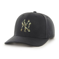 '47 New York Yankees Camfill MVP DP Snapback