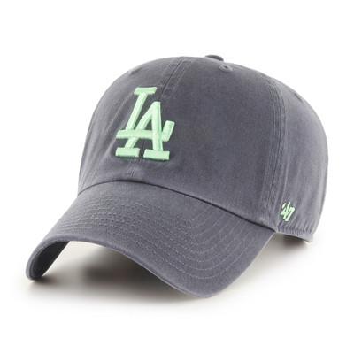 '47 New LA Dodgers Vintage Navy Hemlock Clean Up Cap