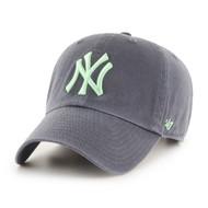 '47 New York Yankees Vintage Navy Hemlock Clean Up Cap