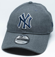 New Era 9Twenty New York Yankees Graphite Cap