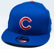 New Era 9Fifty Chicago Cubs Royal Blue Cap