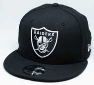 New Era 9Fifty Oakland Raiders Basic Black Cap
