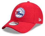 New Era 9Forty Philadelphia 76ers Red Cap