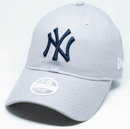 New Era 9Twenty New York Yankees Team Away Womens Cap