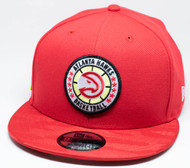 New Era 9Fifty Atlanta Hawks Tip Off Cap