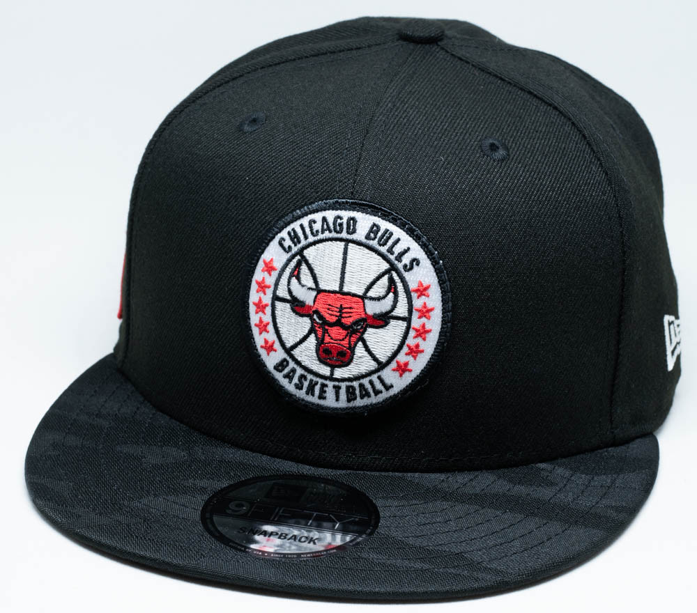 newest 3e580 8ebdf New Era 9Fifty Chicago Bulls Tip Off Cap   Fancaps