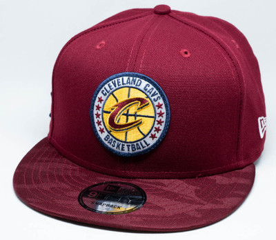 New Era 9Fifty Cleveland Cavaliers Tip Off Cap