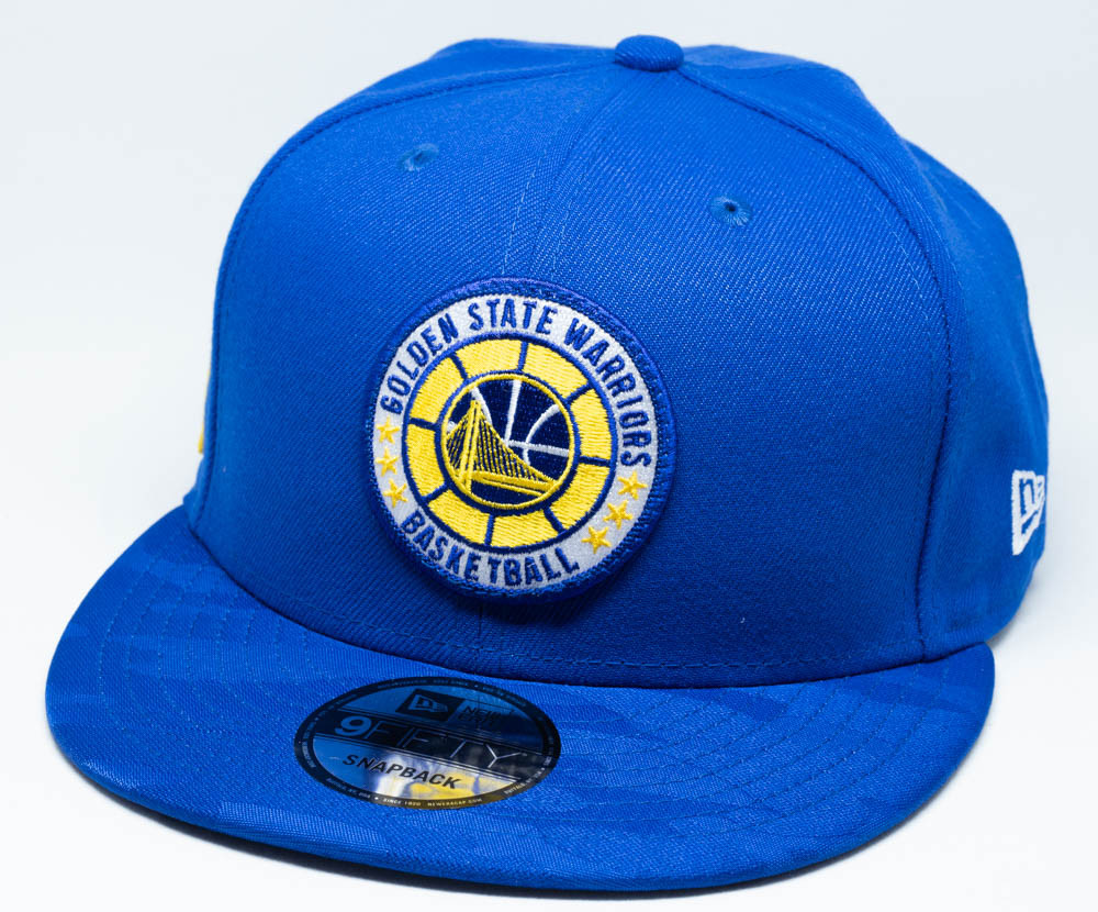 48f7cc51ea8950 New Era 9Fifty Golden State Warriors Tip Off Cap | Fancaps