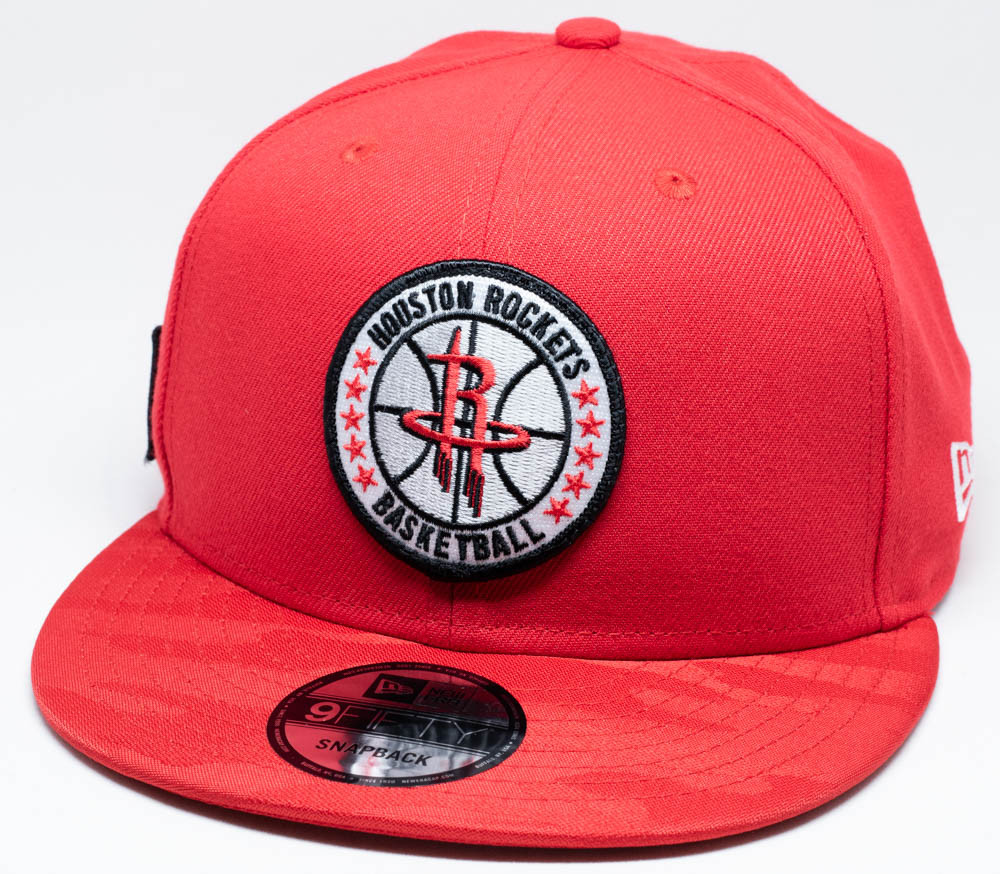 New Era 9Fifty Houston Rockets Tip Off Cap  822784e3b27f