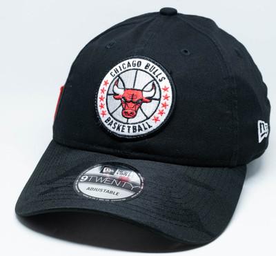 New Era 9Twenty Chicago Bulls Tip Off Cap