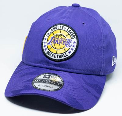 New Era 9Twenty Los Angeles Lakers Tip Off Cap