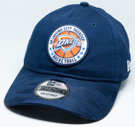 New Era 9Twenty Oklahoma City Thunder Tip Off Cap