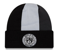 New Era Brooklyn Nets Tip Off Beanie Knit