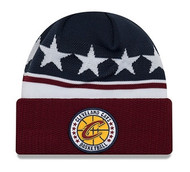 New Era Cleveland Cavaliers Tip Off Beanie Knit