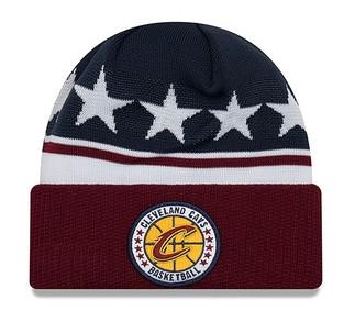 New Era Cleveland Cavaliers Tip Off Beanie Knit