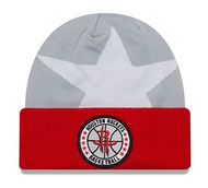 New Era Houston Rockets Tip Off Beanie Knit
