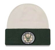 New Era Milwaukee Bucks Tip Off Beanie Knit