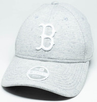 New Era 9Forty Boston Red Sox Heather Grey Womens Cap