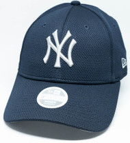 New Era 9Forty New York Yankees Navy Mesh Womens Cap