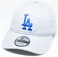 New Era 9Twenty Los Angeles Dodgers Cap Grey