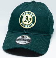New Era 9Twenty Oakland Athletics Cap Green