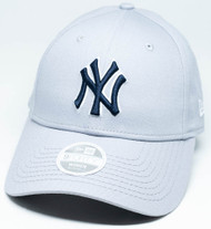 New Era 9Forty New York Yankees Womens Cap Grey