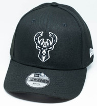 New Era 9Forty Milwaukee Bucks Kids Youth Cap