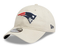 New Era 9Twenty New England Patriots Stone Cap