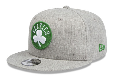 New Era 9Fifty Boston Celtics Heather Grey Kids Cap