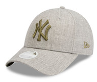 New Era 9Forty New York Yankees Ladies Olive Cap