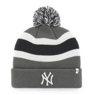 '47 New York Yankees Beanie Grey