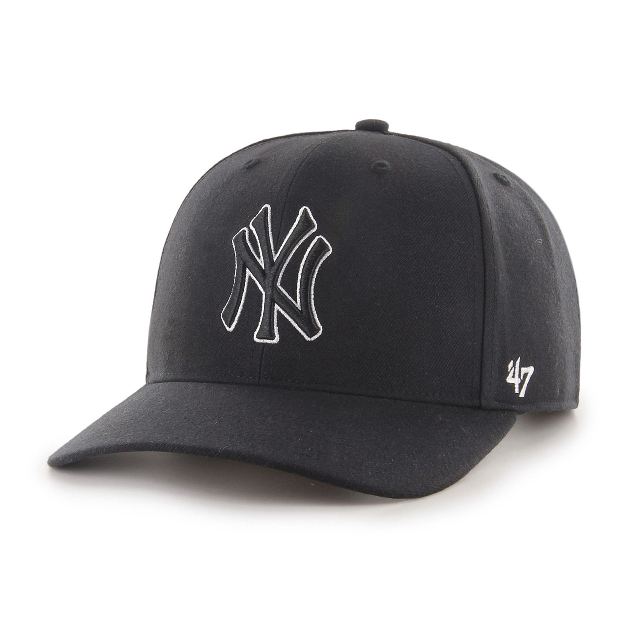 f0b41420 47 New York Yankees Captain Cap Navy | Fancaps