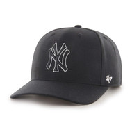 '47 New York Yankees Captain Cap Navy