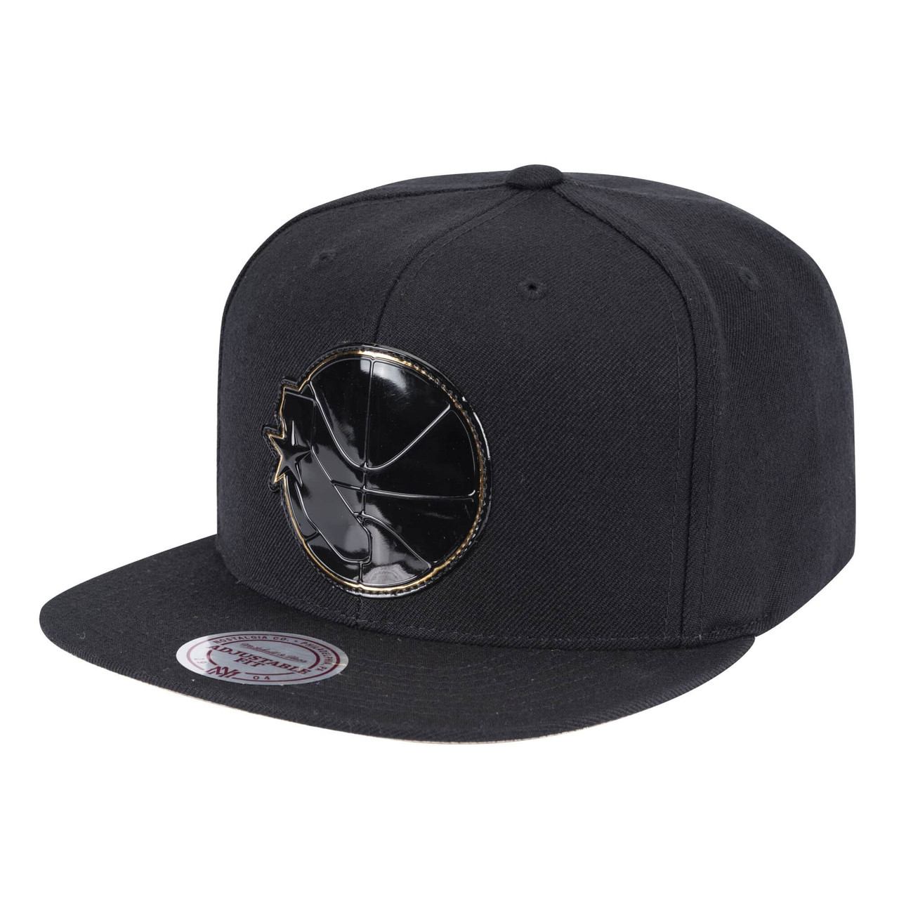 a0df33c20c07c Mitchell & Ness Golden State Warriors Presto Snapback