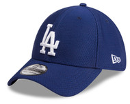 New Era 39Thirty Los Angeles Dodgers Team Hex Cap L/XL