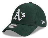 New Era 39Thirty Oakland Athletics Team Hex Cap L/XL
