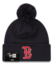 New Era Boston Red Sox Knit Beanie Kids