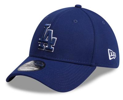 New Era 39Thirty Los Angeles Dodgers Logoset Cap