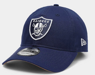 New Era 9Forty Oakland Raiders Blue Cap