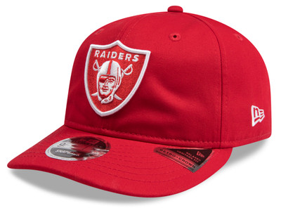 New Era 9Fifty Oakland Raiders Base Cap Red