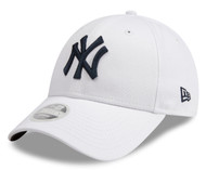 New Era 9Forty New York Yankees Womens Retro Cap White