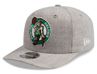 New Era 9Fifty Boston Celtics Heather Grey Cap