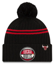 New Era Chicago Bulls Draft Series Beanie
