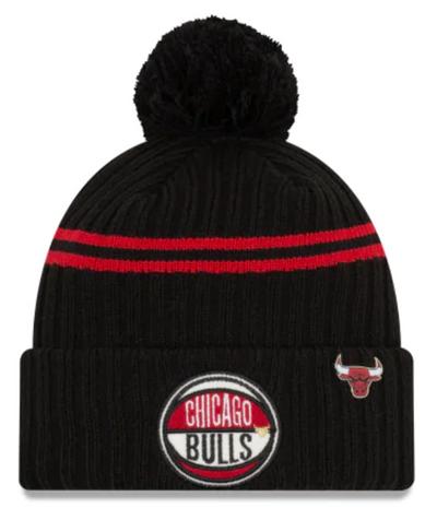 New Era Chicago Bulls Draft Series Beanie
