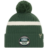 New Era Milwaukee Bucks Draft Series Beanie