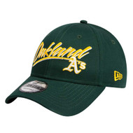 New Era 9Forty Oakland Athletics Cap Green