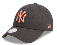 New Era 9Forty New York Yankees Grey Cap Womens